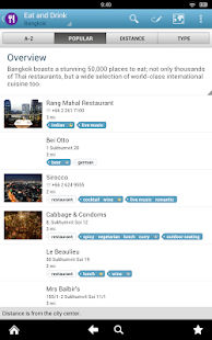 Bangkok Travel Guide Triposo - screenshot thumbnail