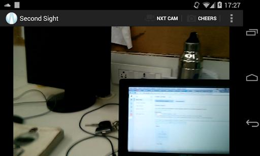 Camera using OpenCV