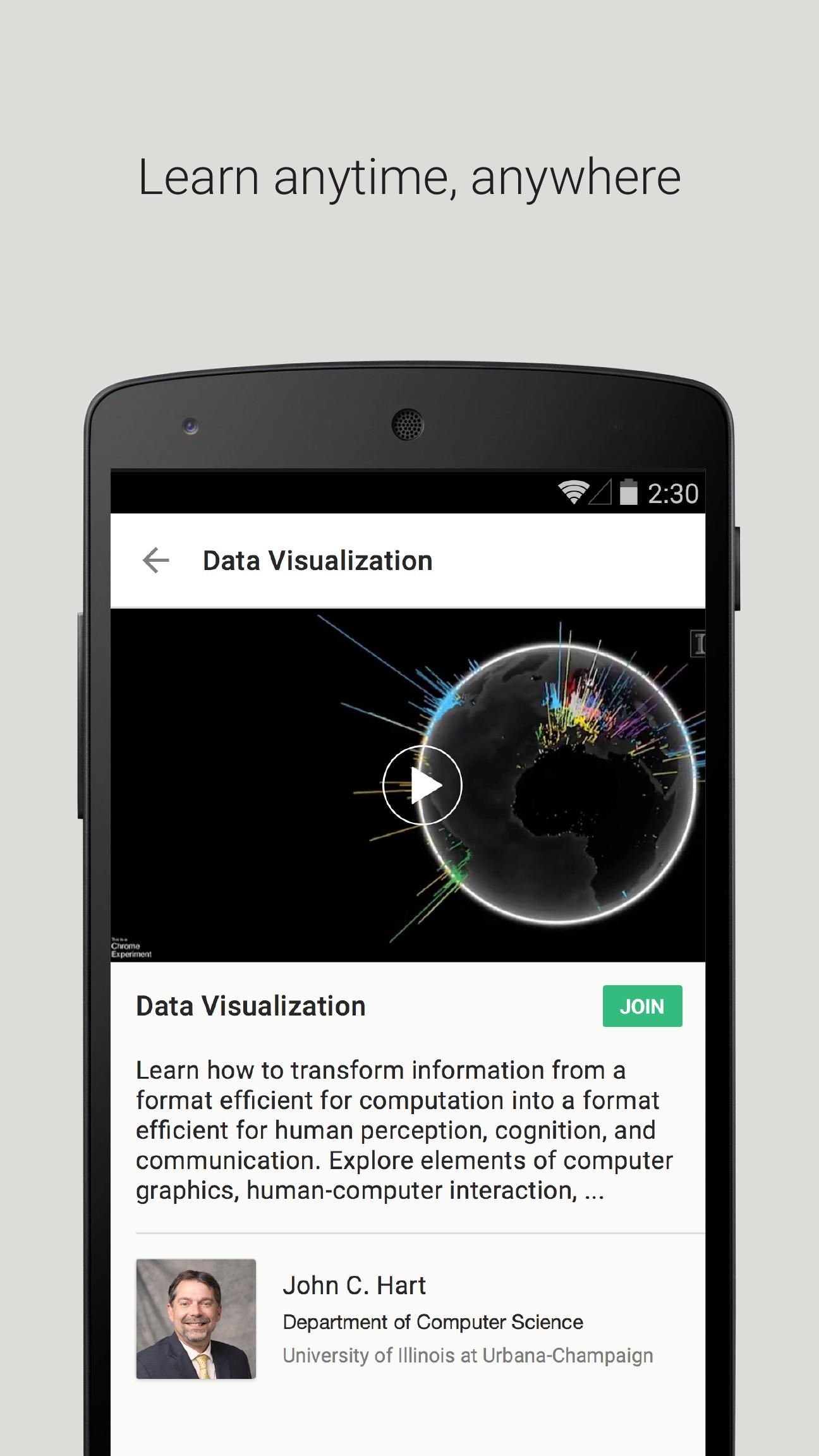 Coursera: Online courses screenshot #2