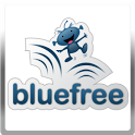 Bluefree Messenger - Facebook icon
