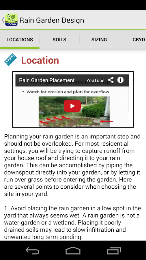 Rain Garden- screenshot