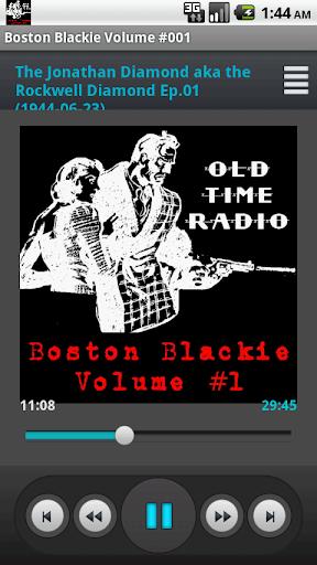 Boston Blackie Radio Show V.01