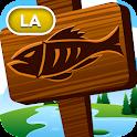 iFish Louisiana icon