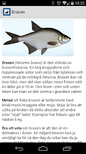 Fiska i Sverige- screenshot thumbnail