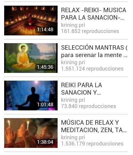 Relaxation Meditation Yoga - screenshot