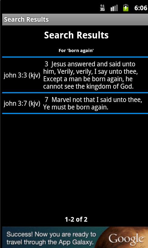 Bible Nuggets- screenshot