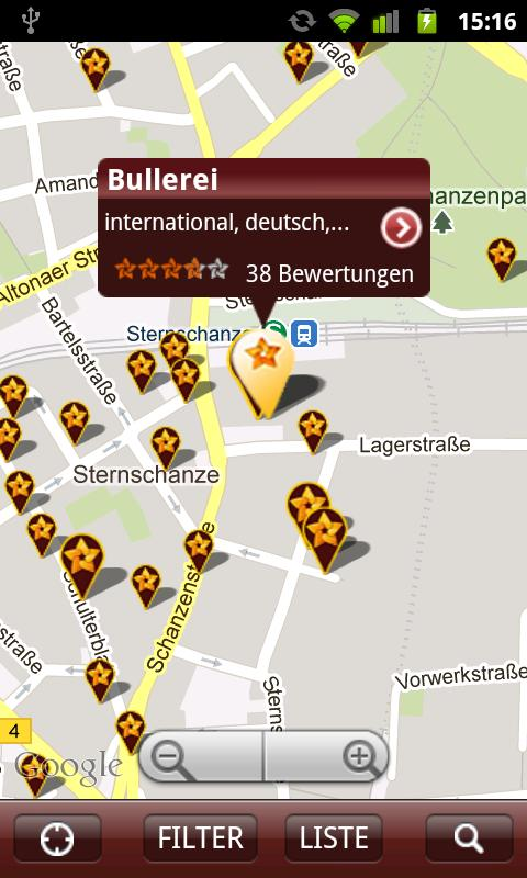 restaurant-kritik.de - screenshot
