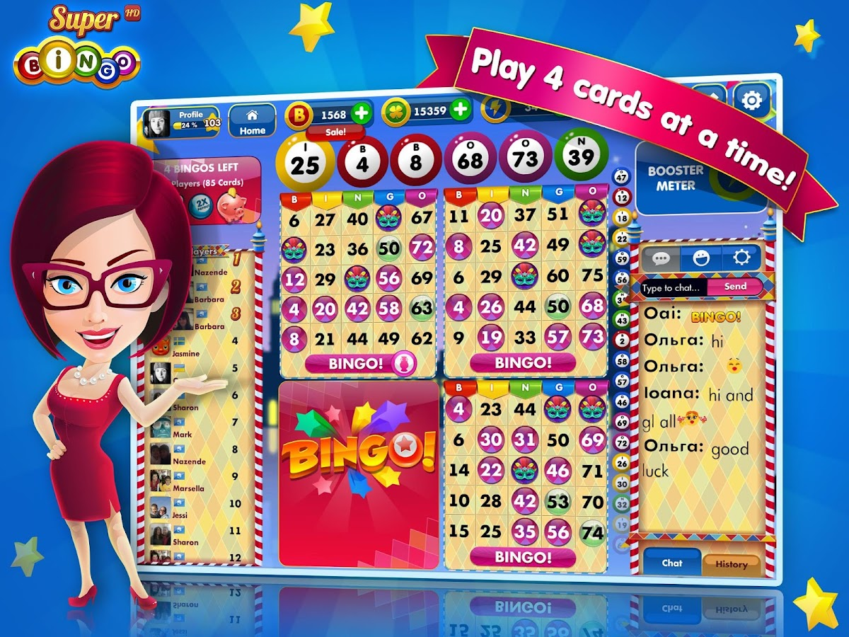Super bingo gratis