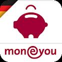 MoneYou Spar-App logo