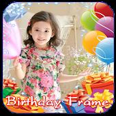 Birthday Frame กรอบรูปวันเกิด