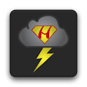 SuperHeroku logo