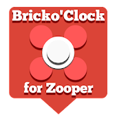Bricko'Clock for Zooper