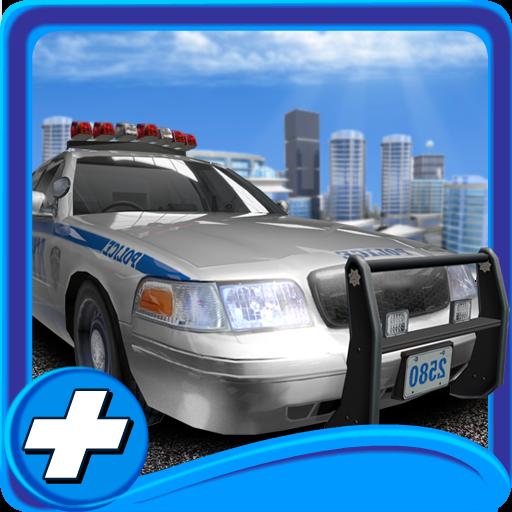 警車極度追捧 賽車遊戲 App Store-愛順發玩APP