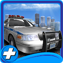 Police Car Extreme Hot Pursuit icon