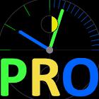 PRO OnTime Clock LWP icon