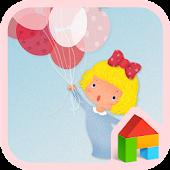 ballon girl dodol theme