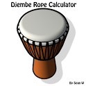 Djembe Rope Calculator icon