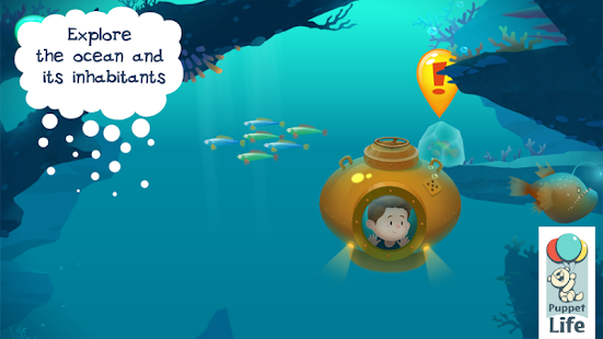 Explorium: Ocean for Kids Free - screenshot thumbnail