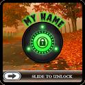 My Name Lock Screen Theme icon