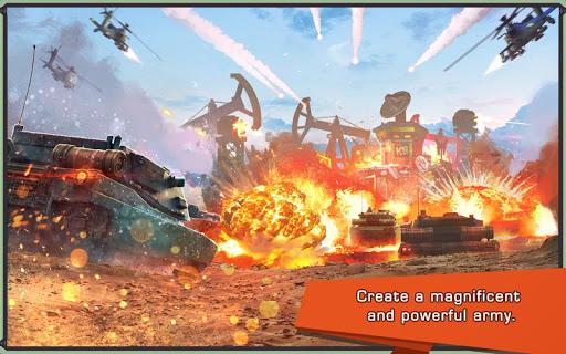 Iron Desert - Fire Storm 5.6 screenshots 19