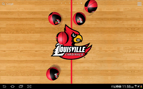 College Basketball LWP - screenshot thumbnail