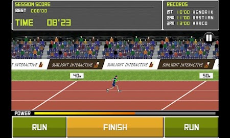 Deluxe Track&Field Screenshot 1