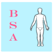 Tostis Body Surface Area