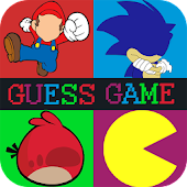 Guess the Game Quiz - Picture Puzzle Trivia
