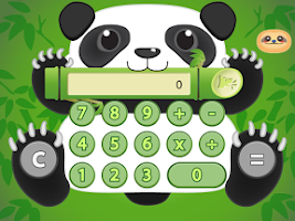 Screenshot of Panda Baby Calculator