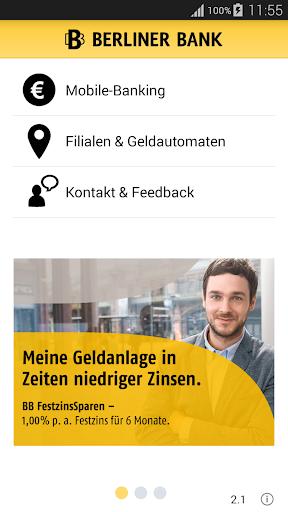 Berliner Bank BB Mobile