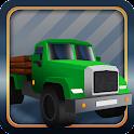 Little Truck Parking 3D icon