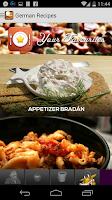 Screenshot of German Recipes Free