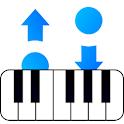 xPiano Share logo