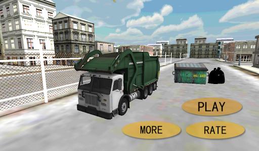 Garbage Cleaner Simulator 3D