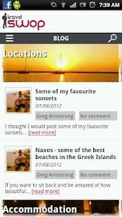 Travel Swop- screenshot thumbnail