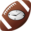 Football Clock Widget icon
