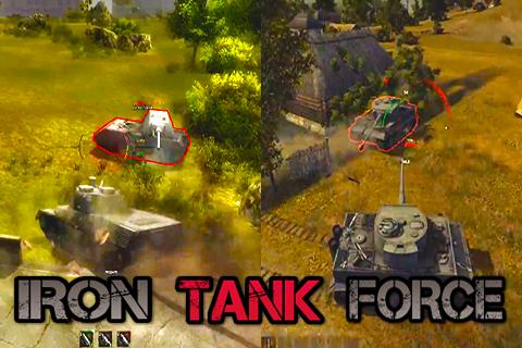 玩動作App|Iron Tank Force免費|APP試玩