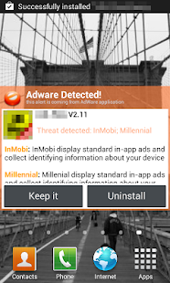 AdWare- screenshot thumbnail