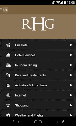 The Royal Horseguards App