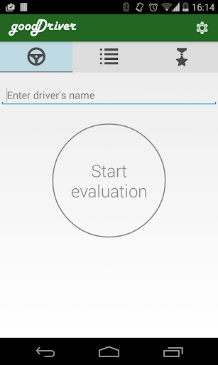 Good Driver - Driving Tester