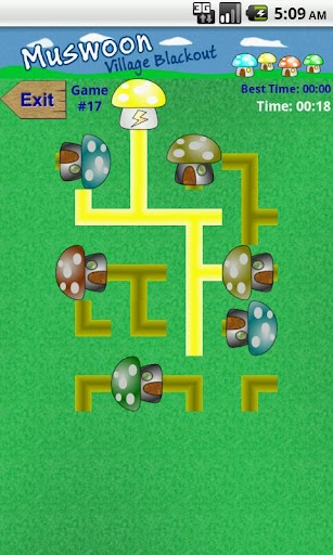 Muswoon Village Blackout screenshot for Android