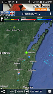 WBAY RADAR - StormCenter 2 - screenshot thumbnail