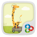 Giraffe GO Launcher Theme icon