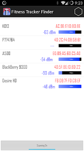 Fitness Tracker Finder- screenshot thumbnail