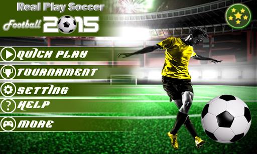 Real Play Soccer Football 2015