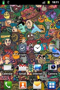 Rage Faces Live Wallpaper - screenshot thumbnail