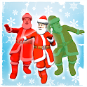 Selfie Dancing Santa Booth 3D icon