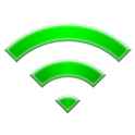 Auto open Wi-Fi connection icon