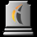 RIPNAV GPS GRAVESITE LOCATOR logo