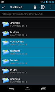 File Manager DroidFS screenshot 1